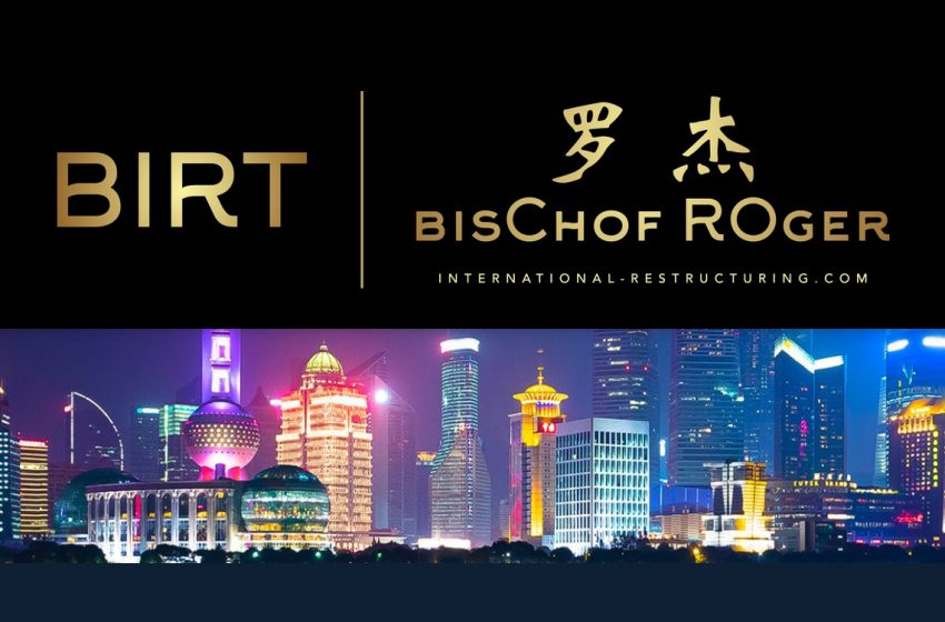 Roger Bischof launches new Swiss-Chinese restructuring boutique